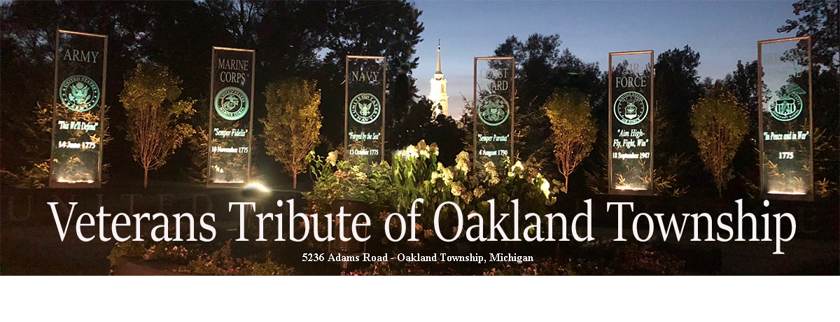 Masthead Artists rendering of the tribute site